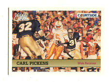 1992 Courtside Promo/Sample #40 Carl Pickens Tennessee Volunteers