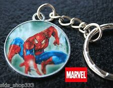 Marvel Comics Spider-man spiderman The Avengers Movie collect Key chain cosplay