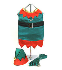 Boy Elf Holiday Outfit
