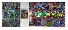 TRANSFORMERS OPTIMUM COLLECTION 2013 BREYGENT Complete Card Set w/ 27 FOIL CHASE
