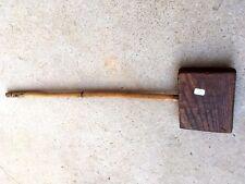 (n°2) old tool / hammer / outil ancien / marteau maillet /  UTINET  DE VIGNERON