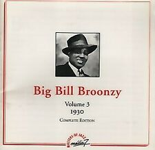 Big Bill Broonzy - Vol. 3 (1930) CD
