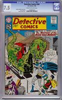 Detective Comics #309 CGC 7.5 VF- 1962 DC Moldoff cover Batman, Robin, Batwoman