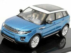 Range Rover Evoque 5 Door - Blue, Model Cars, 1:43 SCALE