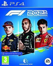 F1 2021 - PS4 - VERSIONE FISICA ITALIANA