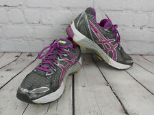 ASICS GEL GT 2170 WOMENS ATHLETIC RUNNING SHOES SZ 8.5 PURPLE GRAY SILVER T256N