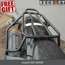 Motorcycle luggage rear rack for Suzuki DRZ 400SM + GIFT