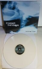 Sweet Savage Killing Time White Vinyl LP Record new