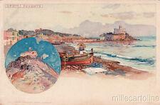 * SESTRI PONENTE - Genova - Panorami Illustati (Manuel Wielandt)