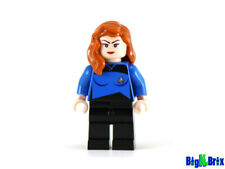 BEVERLY CRUSHER Custom Printed Lego Star Trek Minifigure