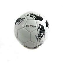 World Cup ALL WEATHER Soccer Ball for kids Official Size 2 Black White Pattern