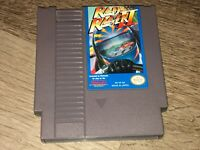 Rad Racer II 2 Nintendo Nes Cleaned & Tested Authentic