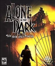 Alone in the Dark: The New Nightmare (PC, 2001) NEW SEALED 3 CD jewel case