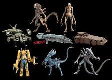 Konami Alien Vol 2 SF Movie Selection Set of 8 Ripley Power Loader Queen Figure