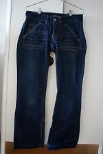 Jacob Connection Dark Wash Jeans Denim Women's 28 in (XS/S) Navy Blue