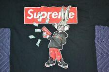 Supreme Gucci Money Gun Air Jordan's Bugs Bunny Bootleg Fotl Small Shirt Hype