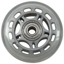Skating Shoes 608ZZ Bearing Inline Skate Wheel Clear Gray I9E9