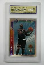 1996/1997 Topps Michael Jordan Mystery Finest Refractor #M14 10.0 GEM MT
