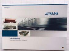 #10098 Prospekt ASTRA Rail (Güterwaggons Rumänien ca. 2010)