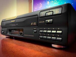PANASONIC LX-H180 Japan LaserDisc Player + 4 LD Titles Bundle