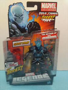 Marvel Legends- GHOST RIDER- TERRAX BAF Series Figure-NEW IN PACKAGE