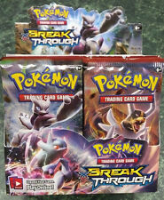 Pokemon XY Break Through Booster Pack from Canada