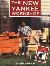 The New Yankee Workshop by Norm Abram (1989, Hardcover)