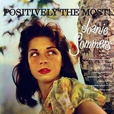 Joanie Sommers - Positively the Most [New CD] UK - Import