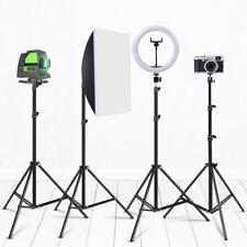 Stativ Kamerastativ Beleuchtung für Camera DV Dreibeinstativ Fotostativ  DHL