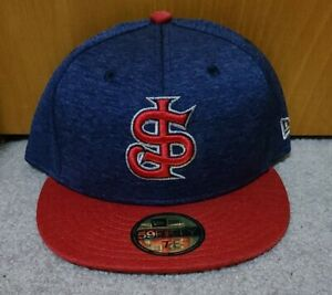 San Jose Giants July 4th USA New Era 5950 Cap Hat NWT 7 3/4
