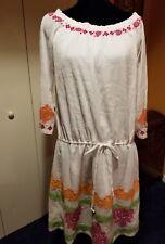 Tommy Bahama Embroidered Gauze Short Dress Size M/M (8/10)