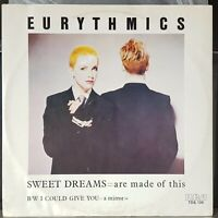 "Eurythmics - Sweet Dreams (Are Made Of This) - 1983 OZ pressing 12"" single"