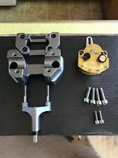 Scotts Steering Damper + mount kit for Ducati Monster