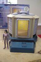 Star Trek TNG Transporter Room Boxed Working