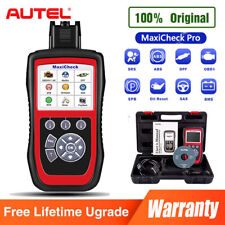 Autel MaxiCheck Pro Auto Diagnostic Scan Tool Code Reader EPB ABS SRS SAS DPF