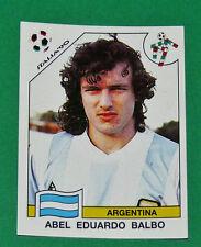 N°130 BALBO ARGENTINA PANINI COUPE MONDE FOOTBALL ITALIA 90 1990 WC WM