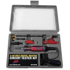 ATD 3-48 Volt Digital Master Circuit Tester Kit - 55048