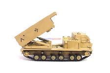 1/72 Diecast Tank American M270 MLRS Rocket Artillery US Army Modern Military