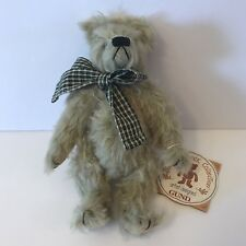 Tommy Gund Teddy Bear Bartons Creek Collection 82024 Rosalie Frischmann Plush
