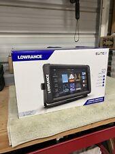 Lowrance Elite-12 Ti2 Fishfinder/Gps 3-in-1 Transducer Us Inland Maps