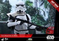 Hot Toys Star Wars Stormtrooper Jedha Patrol 1/6 Action Figure Collection MMS386