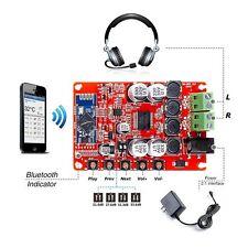 Bluetooth 4.0 Audio Empfänger Digital TDA7492P  50Wx2 Verstärker Platine TE381