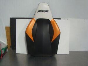 Polaris UTV Side By Side 2012-2013 RZR 4,S,XP 800 Orange Seat Back # 2684956