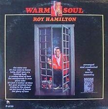 ROY HAMILTON - WARM SOUL - MGM LP