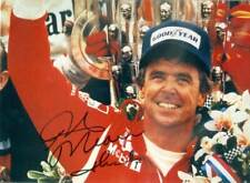 RICK MEARS  ORIG SIGNED PHOTO: MULTIPLE INDY 500-WINNER