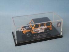 Matchbox Mercedes-Benz G550 Yellow 2018 Leipzig Rare Edition Toy Model Car 70mm