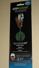 Grip Guides, Golf Training Aid (sized for Right-handed Male Golfer)-Great Gift
