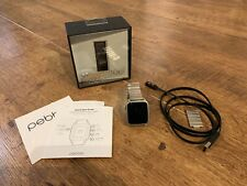 Pebble Time Steel Smartwatch with Stainless Steel Strap (kickstarter edition)