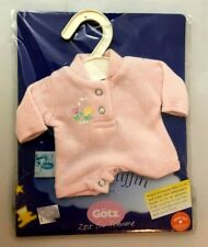 LOT #7: GOTZ - MINI-MUFFIN CLOTHES PINK SWEATER / JUMPER - NEW IN PACKAGE!