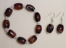 Brown Agate Set